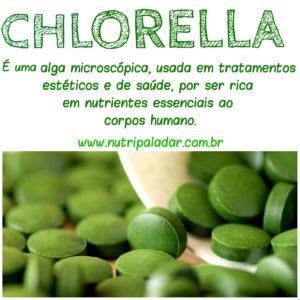 Chlorella-