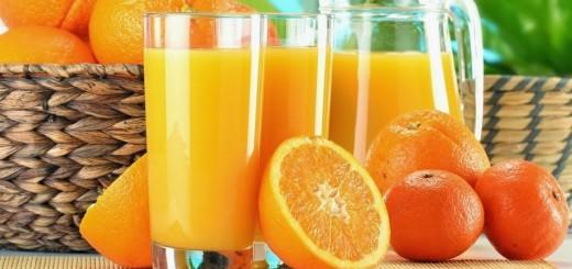 Suco de laranja-d