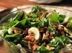 salada-cogumelos